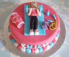 keep fit cake