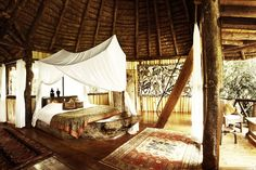 Located just 20 minutes from Nairobi, Ngong House is luxurious, eco-friendly safari destination. Sited on 10 acres of prive land, the lodge features several different types of accommodation including a cottage,  log cabin and luxurious treehouses. Check it out at http://humble-homes.com/ngong-house-an-eco-friendly-safari-lodge-with-awesome-luxury-treehouses/