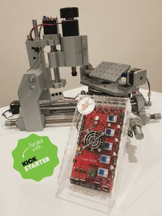 5 axis CNC controller for hobbyists and anyone looking in to upgrade their lathe, mill, laser cutter, plasma cutter and many Diy Cnc Router, Cnc Woodworking, Router Machine, Machine Tools, 5 Axis Cnc, Cnc Plasma Cutter, Cnc Controller, Techno Gadgets, Router Projects