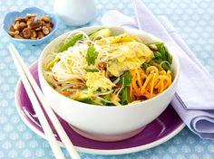 Unser beliebtes Rezept für Glasnudelsalat mit Omelettstreifen und mehr als 55.000 weitere kostenlose Rezepte auf LECKER.de.