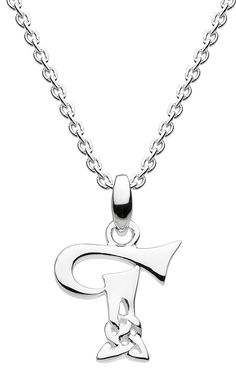 Dew Elephant Necklace of Length 18 inch on 45.7 cm Sterling Silver Chain OtqCxp6FF