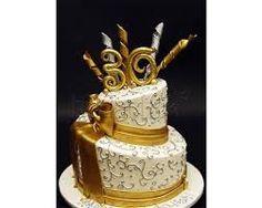 pasteles dorados - Buscar con Google