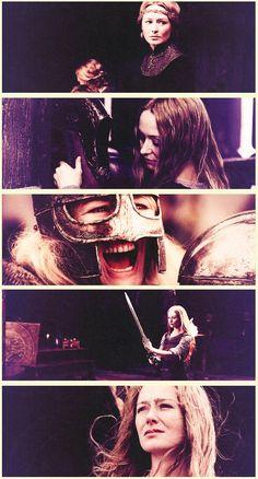 Éowyn - Shieldmaiden of Rohan