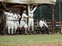 Masatoshi Nagase gives a masterful performance as a baseball coach in this lengthy but big-hearted 1930s sports saga.
