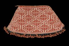 Kali'na woman's apron, French Guyana, early 19th century, Musée du quai Branly 71.1878.32.115