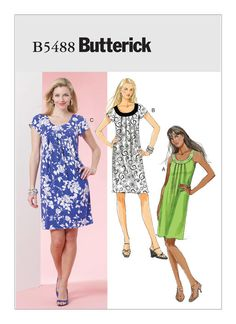 B5488 | Butterick Patterns