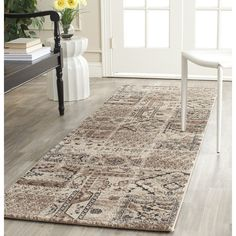 Safavieh Tunisia Ivory Rug (2'6 x 8') - Overstock Shopping - Great Deals on Safavieh Runner Rugs