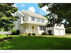 57 Rugby Ln, S Windsor, CT 06074 — Spacious, Updated Colonial in Great Location.  Easy Access To Highway Shopping and Town Center.  Kitchen Remodeled in 2012, Master Bath in 2013, New Buderus Burner This Year.  Addition in 2005, Possible In-Law, Office? Additional 540 Sq Ft in Finished Ll.