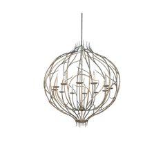 Diandra 12 Light Chandelier | Thomas Lavin
