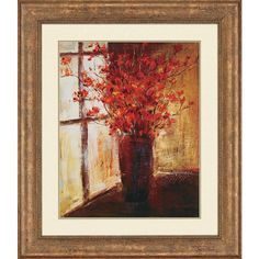 Vase of Red Flowers from Paragon (1551), $379.00