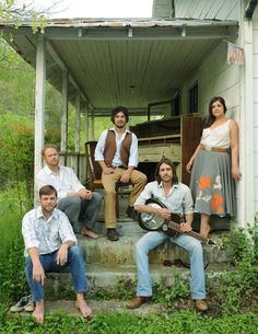 The Black Lillies - Country Music Rocks!