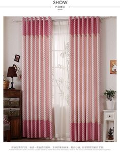Want' to like a product without buying it, check this one out Countryside Stlye... only available on Costbuys http://www.costbuys.com/products/countryside-stlye-curtains-for-bedroom-romantic-heart-short-curtains-beautiful-floral-curtains-pink-color-princess-room?utm_campaign=social_autopilot&utm_source=pin&utm_medium=pin
