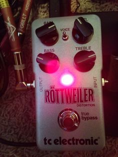 Tc electronics Rottweiler