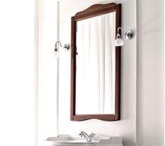 Nostalgie Badezimmerspiegel Oxford 63 cm