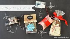 clear gift bag ideas - Google Search