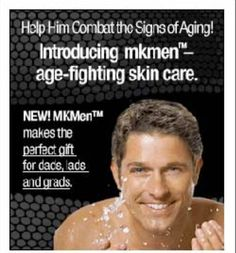 Awesome men products. Our men need to take care of their skin as well. www.marykay.com/sperez-colon