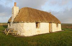 Boreray Cottage · North Uist © Michael Mittag