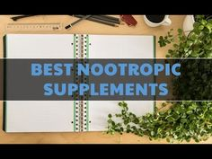 Best Nootropics Supplements We Tested - ClearCogni Best Nootropics, Brain Boosting Foods, Attention Disorder, Brain Supplements, Brain Health, Drugs, Herbalism, Improve Yourself, Money