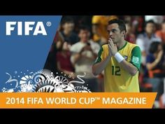 Episode 18 - 2014 FIFA World Cup Brazil Magazine takes us on a tour of the country pre-Confed Cup with team previews and stadium tours, as well as a profile of Brazil's beloved futsal superstar Falcao.