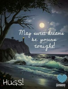 May Sweet Dreams Be Yours Tonight Pictures, Photos, and Images for Facebook, Tumblr, Pinterest, and Twitter