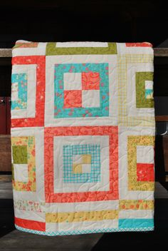 """Quilt gift idea: """"Friendships are like quilts, they never lose their warmth!"""""""