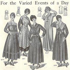 1916 wardrobe by blueprairie, via Flickr