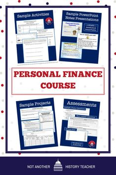 This amazing half-year personal finance course bundle will make your life easier!!! Over 500 EDITABLE individual products in ONE package! It includes full lesson plans, student activities, and all other needed materials to implement personal finance lessons. Includes cooperative group activities, centers, readings, games, projects, tests, and so much more. I teach with the 55 minute period for the half-year. I am a very organized teacher. #personalfinance