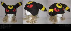 Umbreon hat 2 by Neon-Juma
