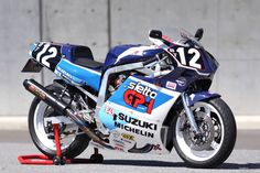 Suzuki GSX-R Slingshot 750 (88-91) et 1100 (89-92) - Page 38