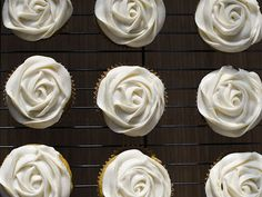 Pumpkin Cupcakes with Cinnamon Cream Cheese Frosting | The Cake Merchant