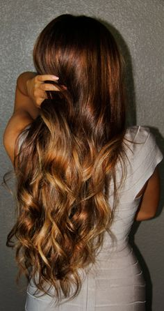 Soft waves using hot rollers