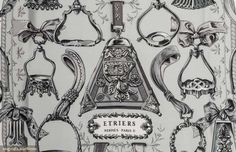 "Hermes ""etriers"" Silk Scarf & Box, C. 1980"