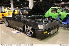 toyota mini trucks | Dropped 1992 Toyota Mini-Truck