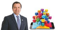 Los retos de la economía digital llegan a las altas cortes en Colombia -- David Luna Ministro de las TIC.