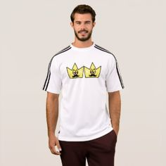 Gay Rei Coroa King Crown Adidas Camiseta