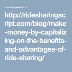 Carpooling is facilitated by an app. The app works both ways – drivers can list the availability of their empty seats and riders can list their requirement for a carpool ride. Both can find each other with the help of the app.
