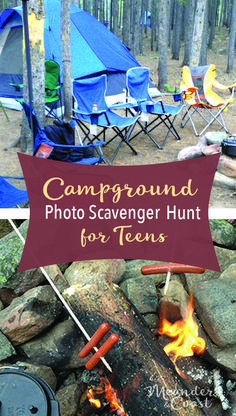 [orginial_title] – Tess Camp Stuff Camping Photo Scavenger Hunt for Teens This will be great for our next trip! Camping photo scavenger hunt for teens.