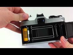▶ Learn Photography: How to Load 35mm Film - YouTube