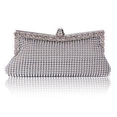 Damara Womens Dimple Mesh Crystals Mini Clutch Evening Bag, Silver Damara http://www.amazon.com/dp/B00A36SVXY/ref=cm_sw_r_pi_dp_76k8tb02VCDEJ