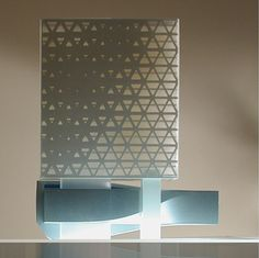 Architectural Model - KNN Media Center by DRDS