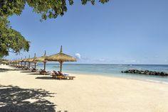 Beach at The Grand Mauritian Resort