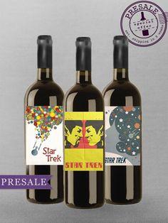 Star Trek Wine. my life is now complete :)