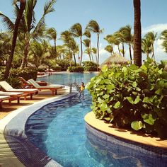 Lovely pool picture! Excellence Punta Cana. Dominican Republic #Caribbean #Honeymoondestination