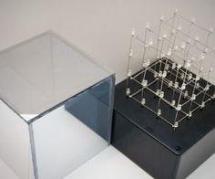 4X4X4 LED Cube w/ Arduino Uno