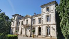 From the buzz of Montpellier, to the deep history of Béziers, here's why Hérault is one of the most dynamic departments in the while of the south of France. Montpellier, French Exterior, Luxury Property For Sale, Formal Gardens, Mediterranean Homes, French Chateau, Stone Houses, South Of France, The Prestige
