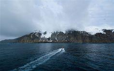 Bouvet Island, South Atlantic Ocean