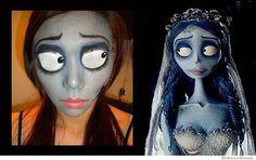 Emily face paint