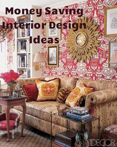 Money Saving Interior Design Ideas