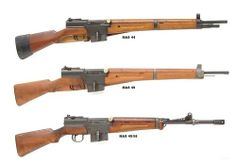 French MAS 44, 49, and 49-56