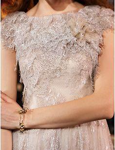 Sheath/Column+Jewel+Knee-length+Lace+Cocktail+Dress+(1241477)+–+AUD+$+114.39
